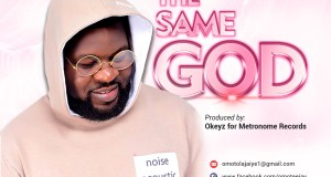 Omotola Jaiyeola -The Same God