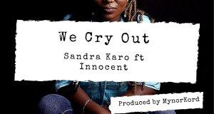 Sandra Karo - We Cry Out
