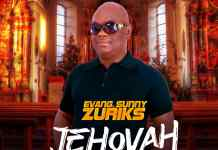 [MUSIC] Evang. Sunny Zuriks - Jehovah