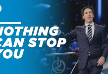 [SERMON] Joel Osteen – Closed Doors Can't Stop You
