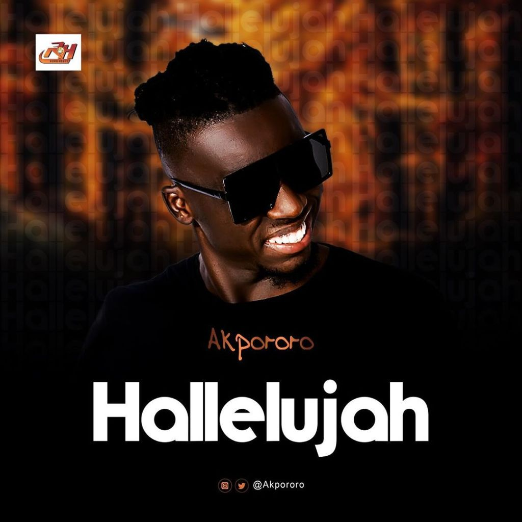 """Multi-award winning Nigerian Comedian and recording artist, Akpororo serves up a brand new praise anthem titled """"Hallelujah"""".  His newest effort """"Hallelujah"""" serves as a follow-up to his previous chart-topping song """"I Serve a Very Big God"""".   This mind track brings heat with an infectious groove and inspiring lyrics beautifully delivered by the energetic singer.  Stream, download enjoy and share """"Akpororo – Hallelujah"""" below!"""