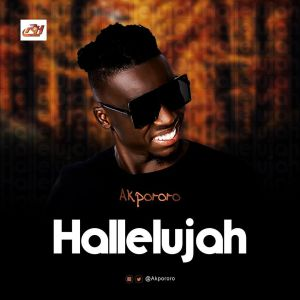 "Multi-award winning Nigerian Comedian and recording artist, Akpororo serves up a brand new praise anthem titled ""Hallelujah"". His newest effort ""Hallelujah"" serves as a follow-up to his previous chart-topping song ""I Serve a Very Big God"". This mind track brings heat with an infectious groove and inspiring lyrics beautifully delivered by the energetic singer. Stream, download enjoy and share ""Akpororo – Hallelujah"" below!"