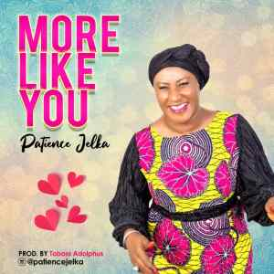 [MUSIC] Patience Jelka - More Like You