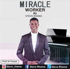 [MUSIC] Steve Rhema - Miracle Worker