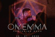 [MUSIC] Folabi Nuel - Omemma (Ft. Nosa)