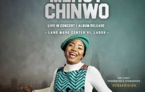 Mercy Chinwo Gears Up For New Album Release/Live Concert
