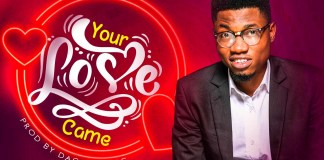 Beracah – Your Love Came