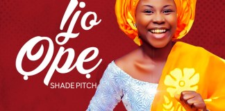 [MUSIC] Shade Pitch - Ijo Ope