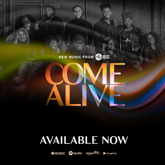 [EP] All Nations Music - Come Alive