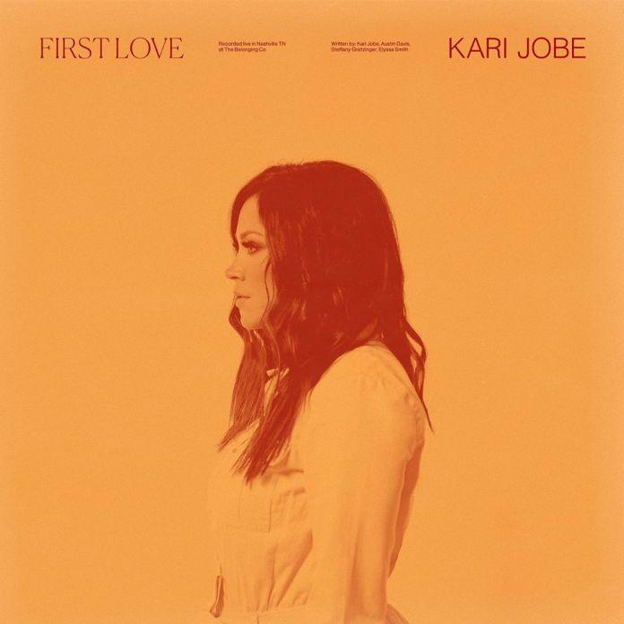 [MUSIC] Kari Jobe - First Love