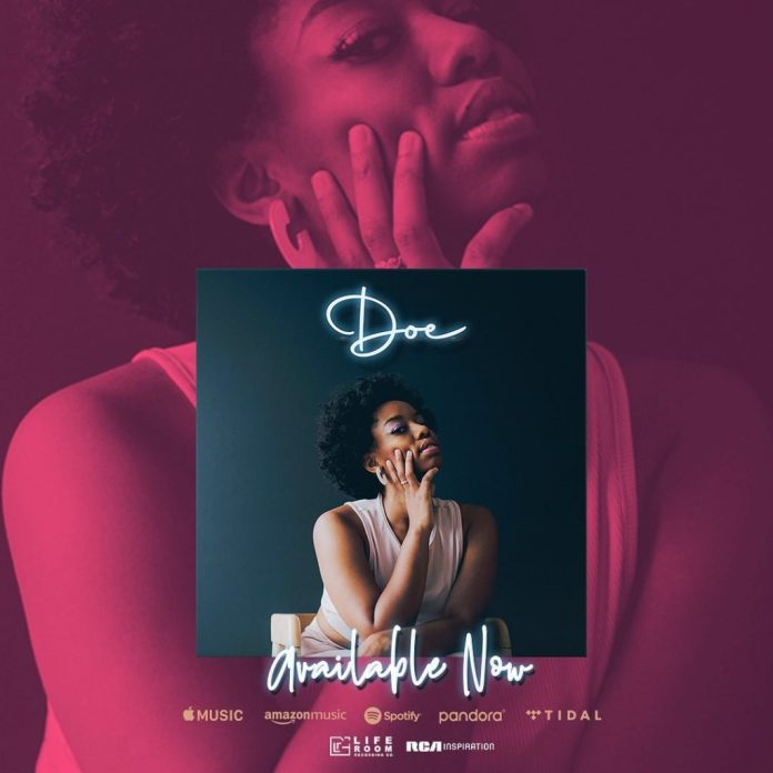 DOE Drops Self-Titled EP