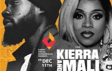 Kierra Sheard & Mali Music Colab For Virtual Collaborate Performance