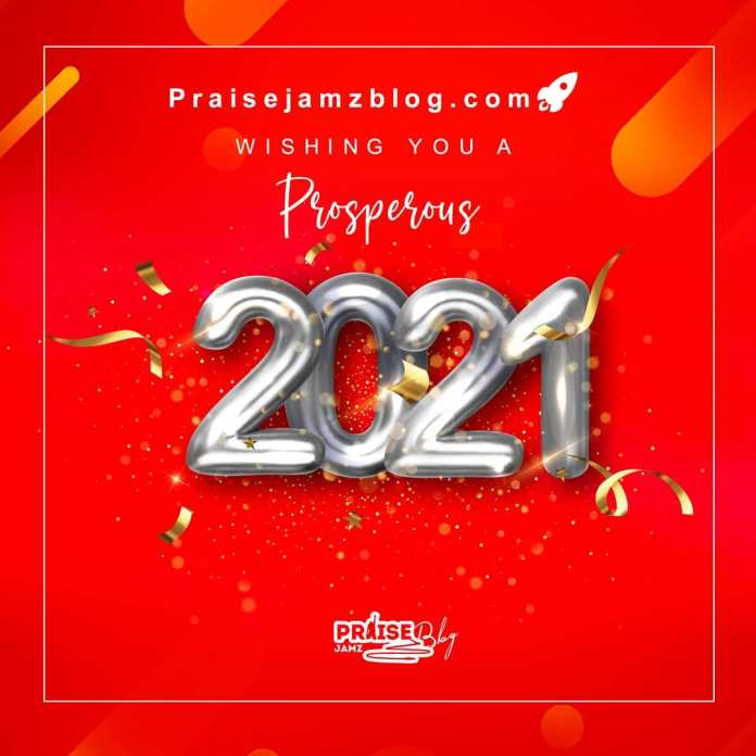 2021 Is Here! Happy New Year To All Our Fans Home & Abroad