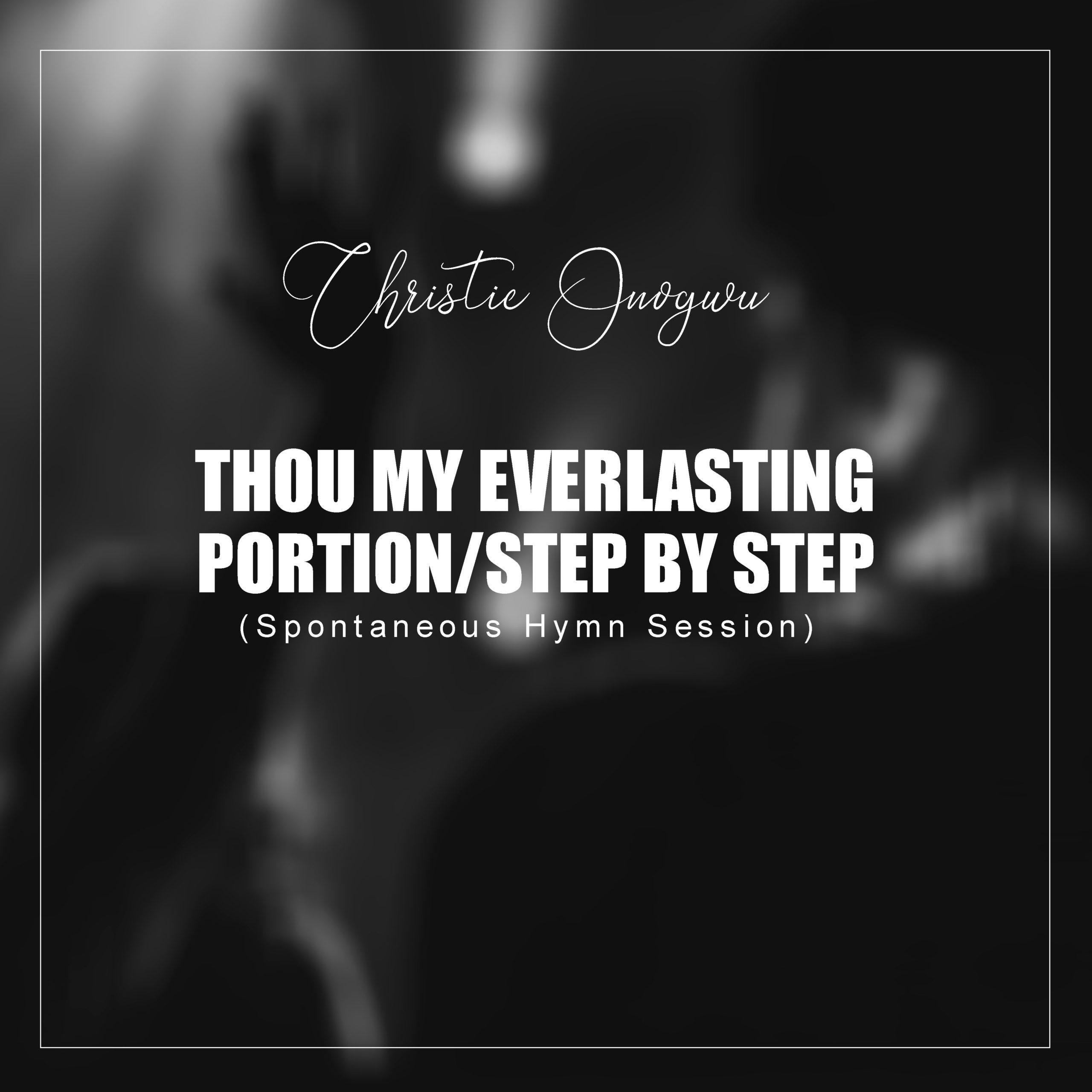 Christie Onogwu Releases Spontaneous Hymn Medley