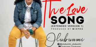 The Love Song (Extended Version 1) by Olubunmi