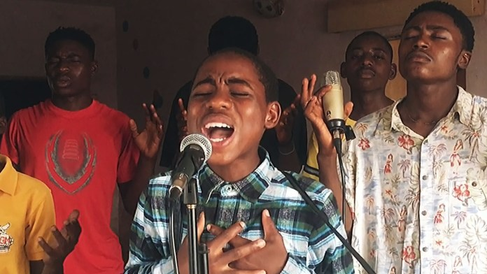 """Elshadai Music Delivers """"Too Faithful"""" Live Rendition (Ft. Moses Onoja)"""