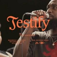 [MUSIC] Maverick City Music - Testify (Ft. Dante Bowe & Naomi Raine)