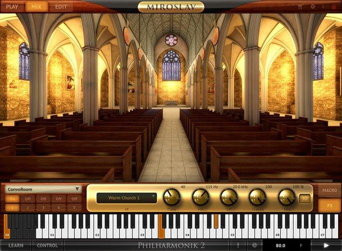 Philharmonic 2 - ConvoRoom