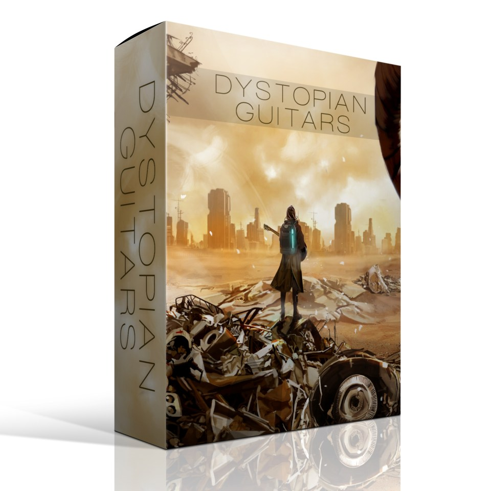 Dystopian Guitars Box
