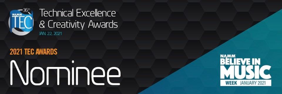 Antelope's Audio Tec nominee