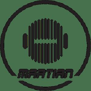 Icon - Martian logo