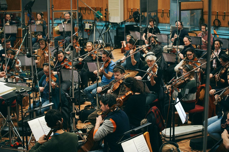 Abbey Road - FULL ORchestra