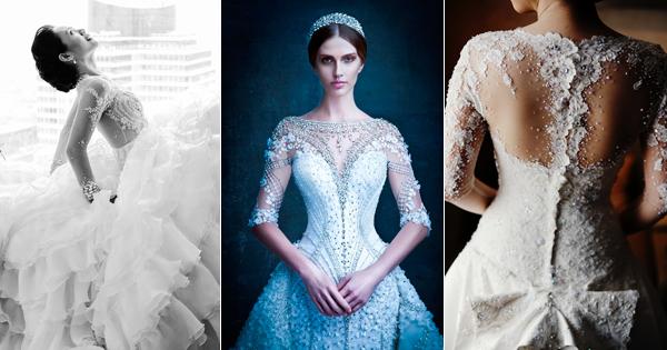 Top 10 Filipino Wedding Dress Designers We Love!
