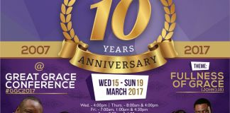 Great Grace Conference