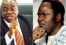 ARCHBISHOP BENSON IDAHOSA AND BISHOP DAVID OYEDEPO