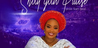 Download: PASTOR IFEOMA EZE - SHOUT YOUR PRAISE