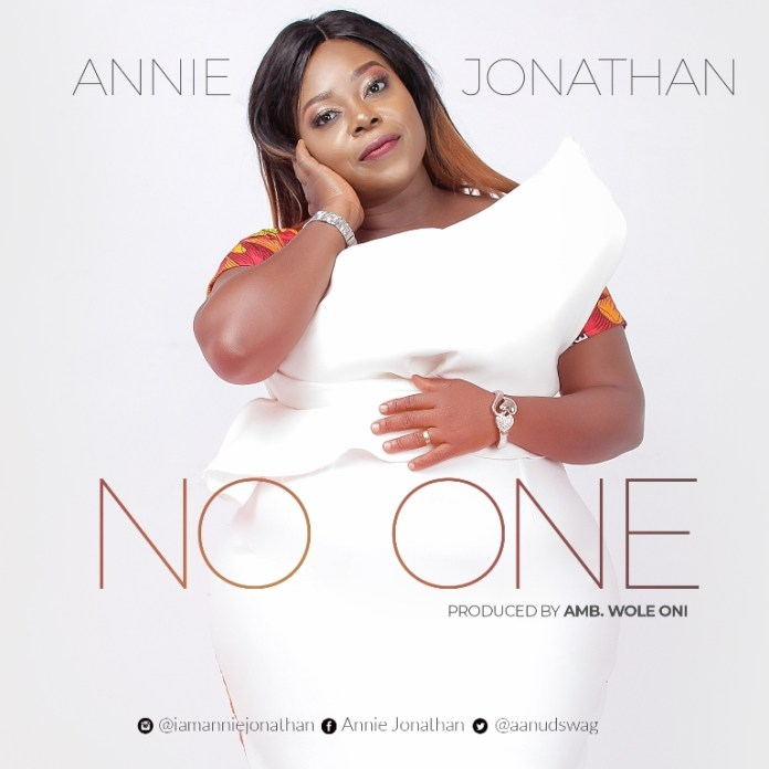 Download: Annie Jonathan - No One