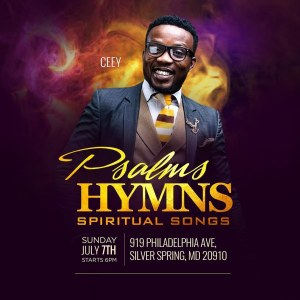 Dara & Friends: 'Psalms Hymns & Songs of the Spirit' w