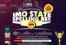 Imo State Spelling Bee 2019