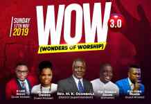 Victoria Orenze Headlines Wonders Of Worship