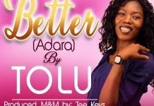 Download: Tolu - Better (Adara)