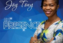 Download: JoyTony - His Presence