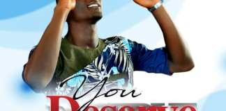 Download: Simon Theophilus - You Deserve
