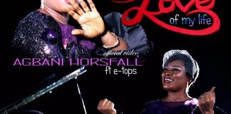 Download: Agbani Horsfall - Love Of My Life Ft e-Tops