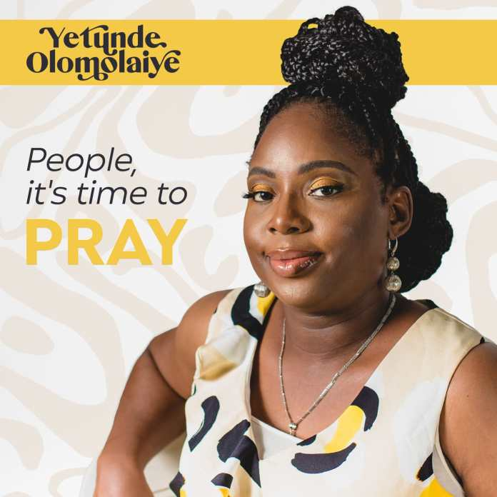 Download: Yetunde Olomolaiye - People, It's Time to Pray