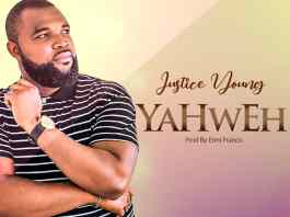 Download: Justice Young - Yahweh