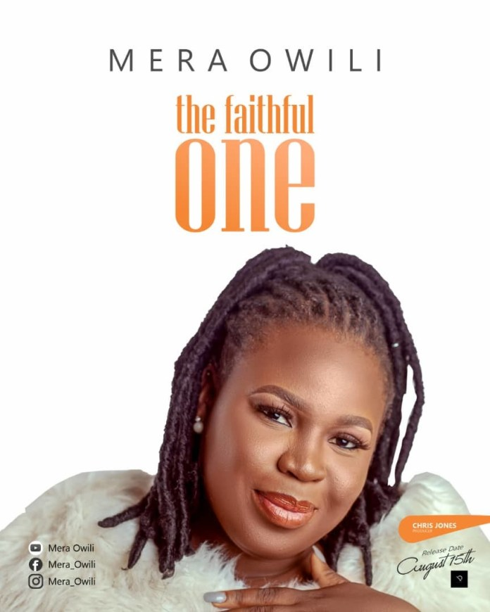 Mera Owili || Faithful One || Praizenation.com