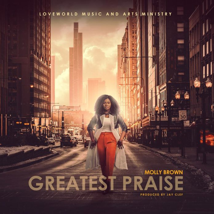 Molly Brown || Greatest Praise || Praizenation.com