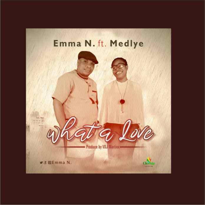 Emma N Ft. Tokoni Medlye|| What A Love || Praizenation.com