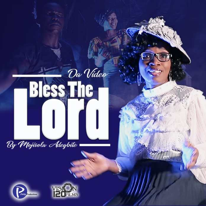 Mojisola Adegbite || Bless The Lord || Praizenation.com