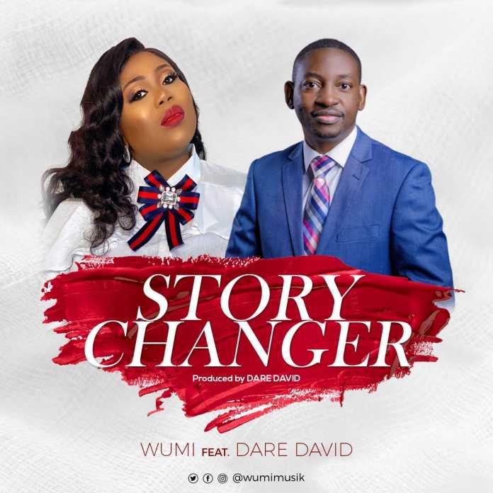 STORY CHANGER || Wumi Ft. Dare David || Praizenation.com