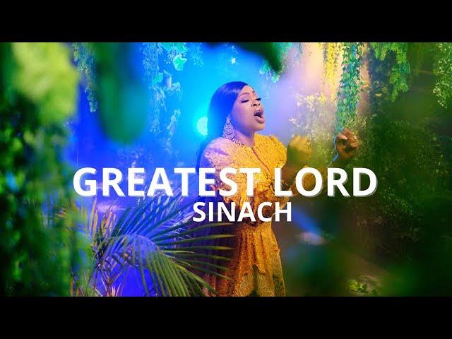 Sinach || Greatest Lord ||Praizenation.com
