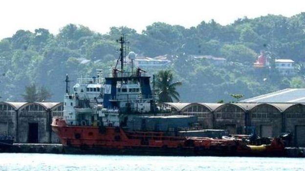 Avantguard ship