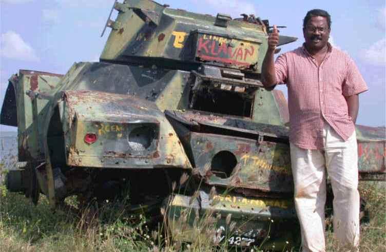 Sivaram aka Tharaki