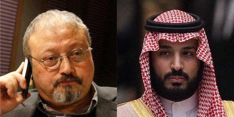 Jamal Kashoggi and Prince Salman