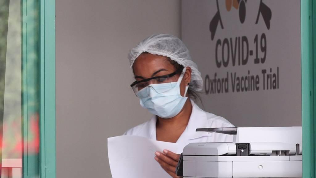 COVID-19 Oxford vaccine trial